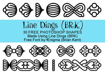 LineDings by SKSchmitz