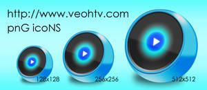 Veoh TV Icons