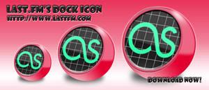 Last.fm Dock Icons