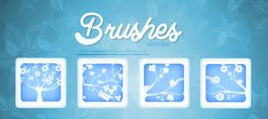Brushes Natura//Pixlr.