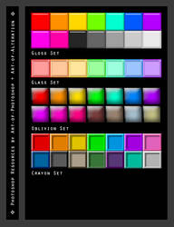 Styles Pack 1 by Art-of-Photoshop