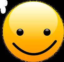 basic smiley vector by mondspeer