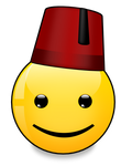 Hats of the World: Fes (svg)