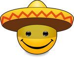 Hats of the World: Sombrero (svg)