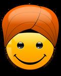 Hats of the World: Turban (svg)