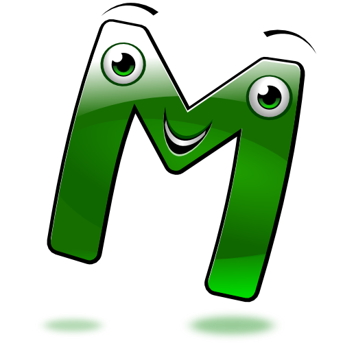 alphabet-smiley-M