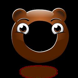 Smiley Alphabet - O