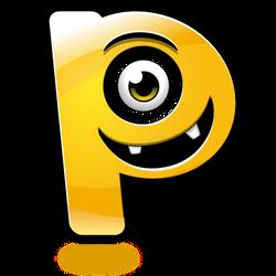 Smiley Alphabet - P