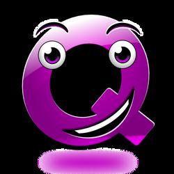 Smiley Alphabet - Q