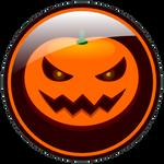 Halloween Buttons - The Pumpkin (updated)