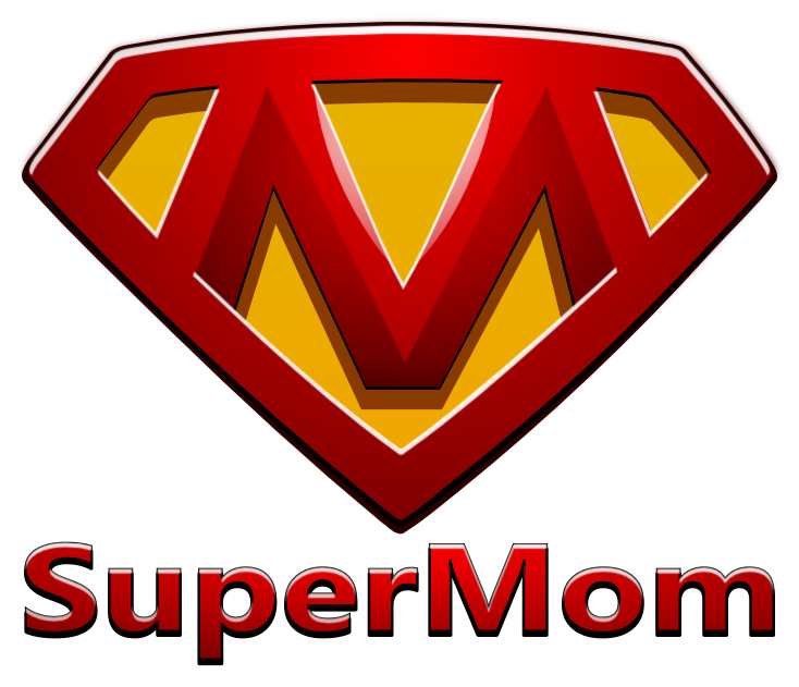 supermom logo   by mondspeer on deviantart vector fog by 100 reviews vector forge