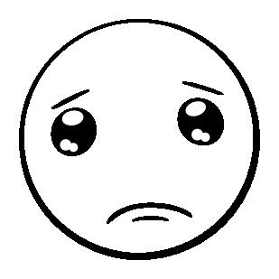 Basic Smiley Sad by mondspeer on DeviantArt
