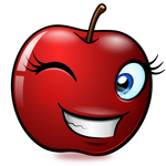 Smiling Objects - Apple