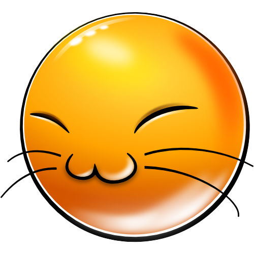 Картинки по запросу смайлик котик