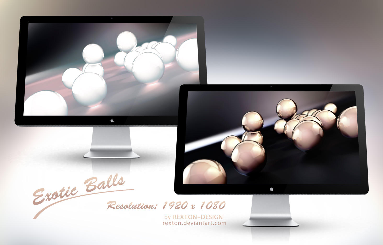 Exotic Balls by REXTON