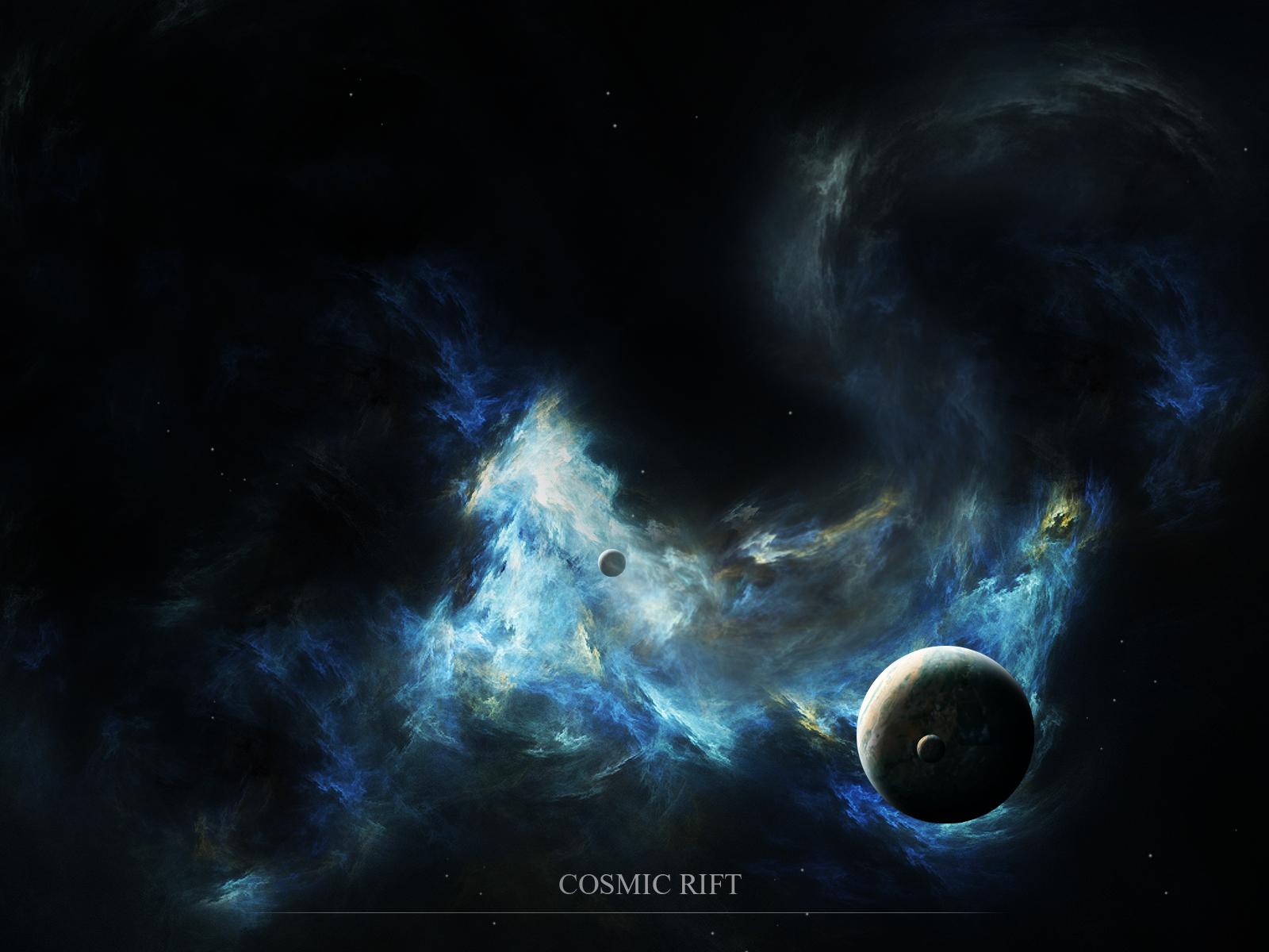 Cosmic Rift by jadenxtrinityx