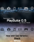 PlaySuite 0.5 Black and White