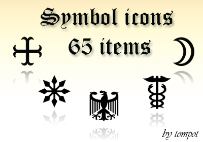 Symbols by tompot