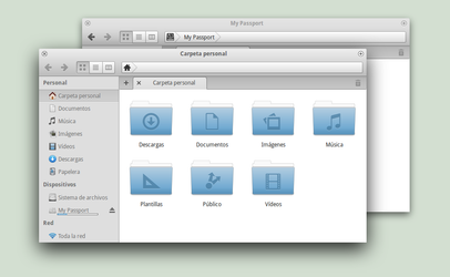 Harina - Window decoration (for GTK+ based WM's).