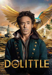 Dolittle animated poster