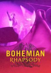 Bohemian Rhapsody animated poster