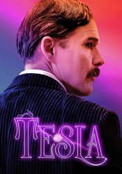 Tesla animated poster