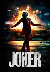 Joker animated poster