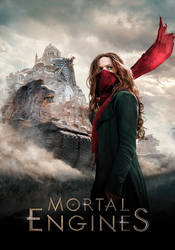 Mortal Engines animated poster