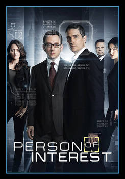 Person of Interest animated poster
