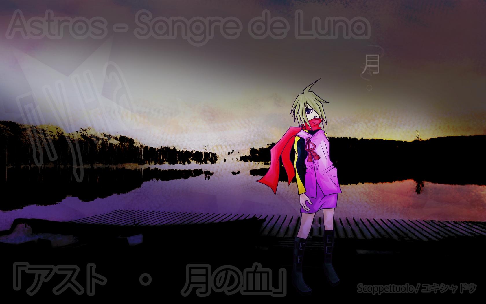 Astros - Sangre de Luna