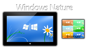 Windows Nature - Wallpaper Pack for Windows 7/8