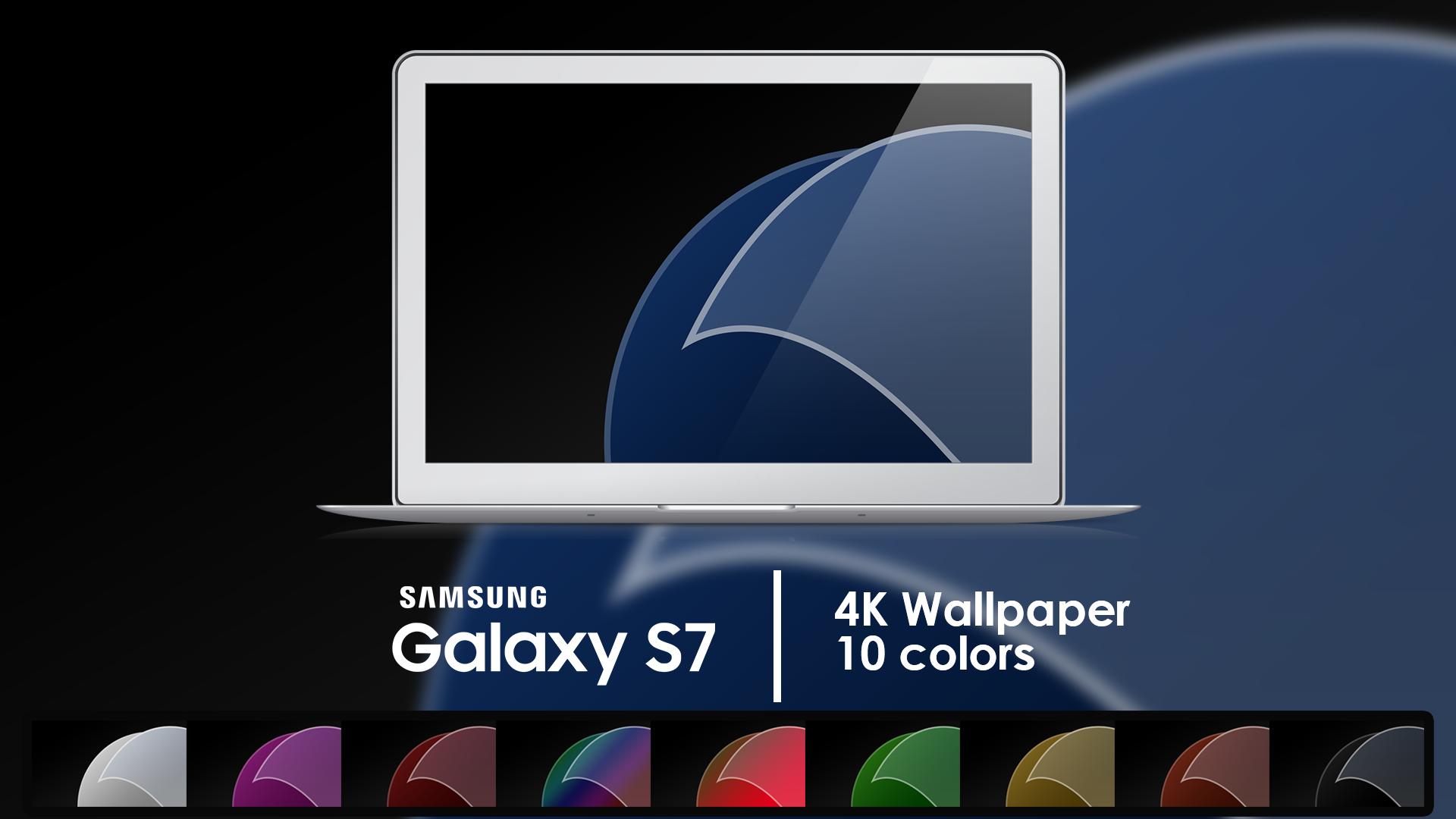 Samsung Galaxy S7 Wallpaper Minimal 4k Colors By Milesandryprower On Deviantart