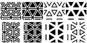 Triangles Patterns AddOn