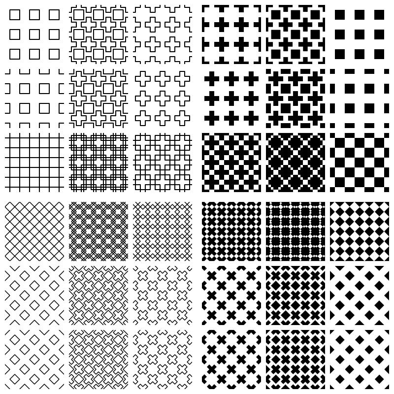 Cross Patterns By Wuestenbrand On Deviantart