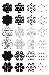 Cubes Patterns