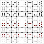 Card Signs Patterns