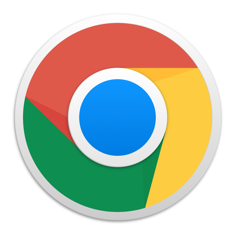 Google Chrome App Icon (Yosemite Style) Updated! by ...