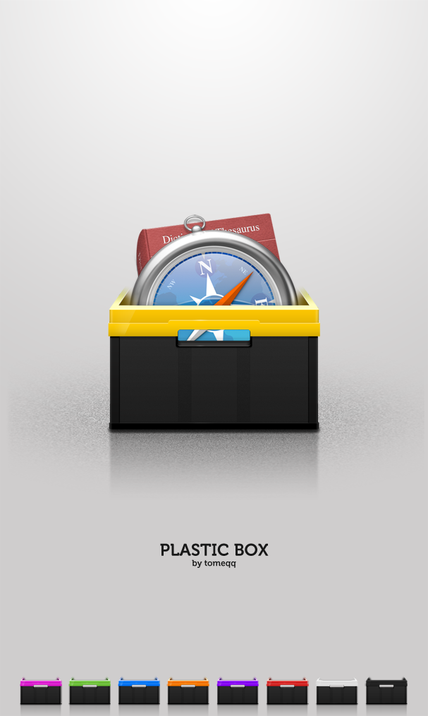 Plastic Box by tomeqq