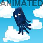 Flying Squid - MineCraft