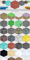 MineCraft Icon Pack 1.4