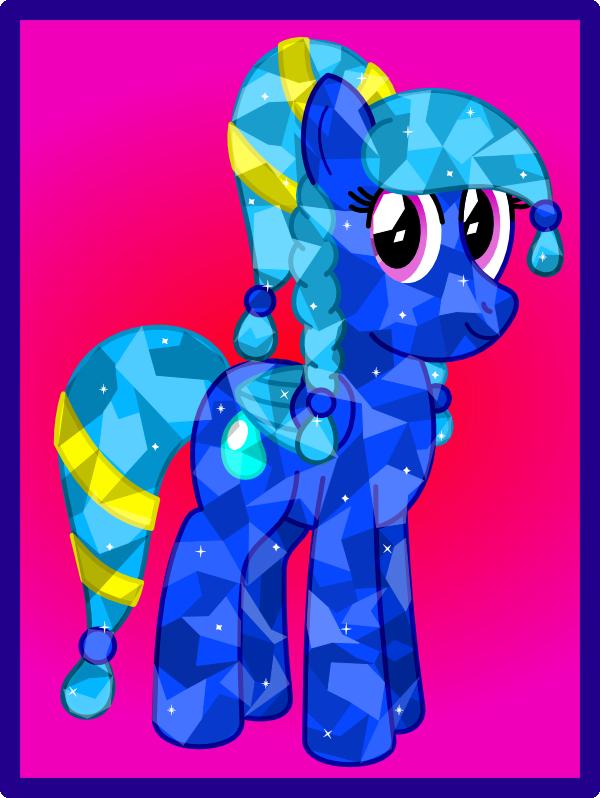 ATG Week 180 - Crystal/Shining Pony by Speedy526745
