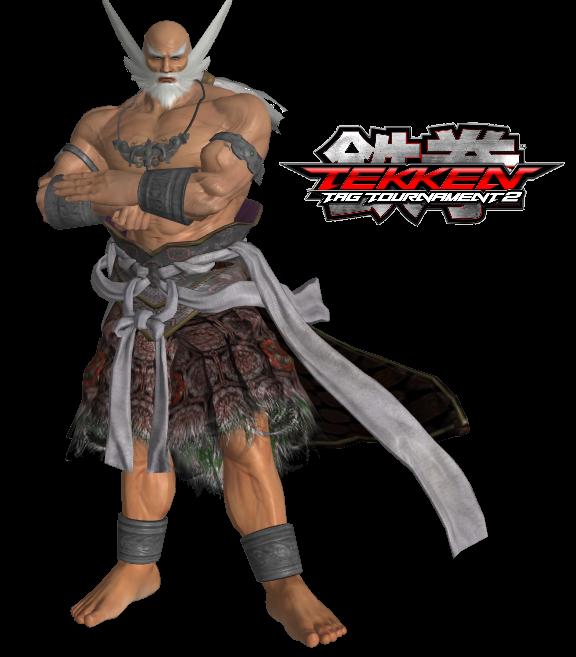 Jinpachi Mishima Ttt2 Dl By Tekken Xps On Deviantart