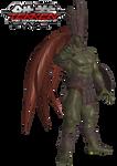 Ancient Ogre Tekken Tag 2 DL