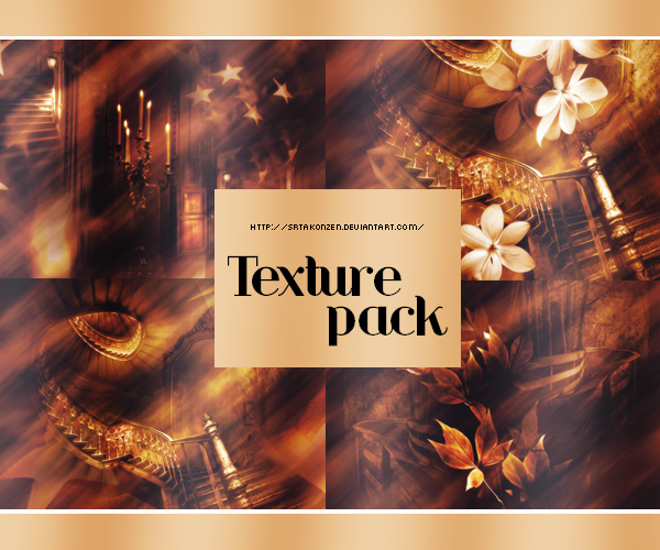Texture Pack #3 by Konzen by SrtaKonzen
