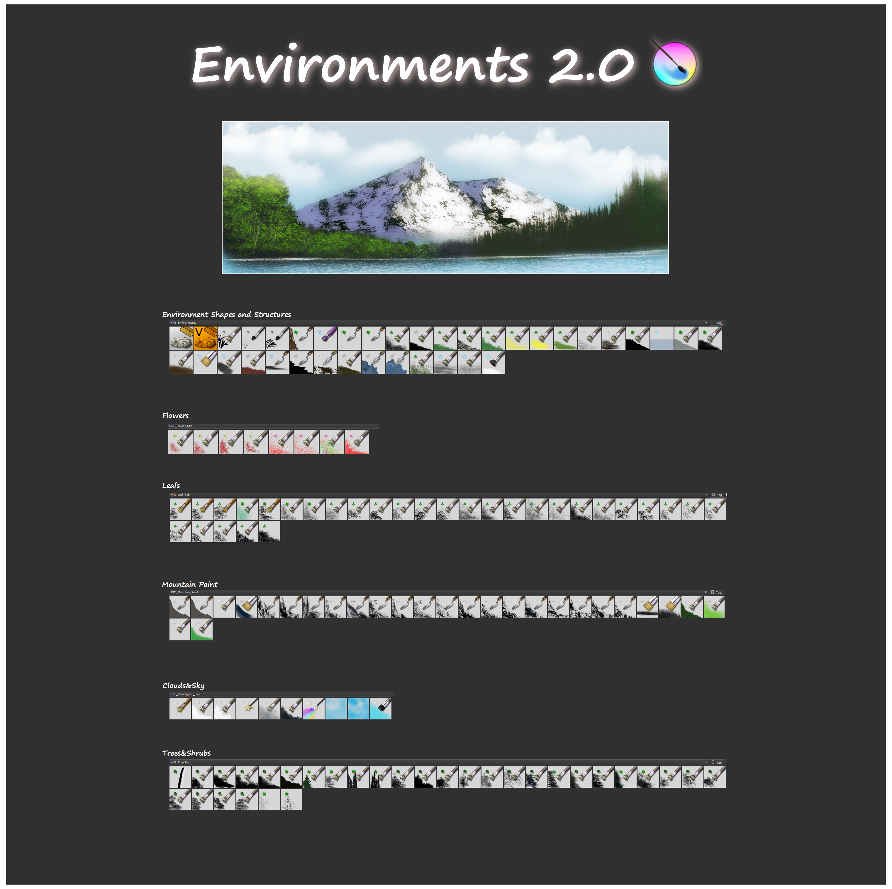 Environments 2.0 by IForce73