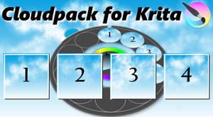 Cloudpack for Krita 4.3.0