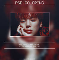 PSD COLORING #4 by ghostmigraine