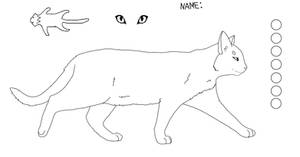 Warrior Cats Reference Sheet