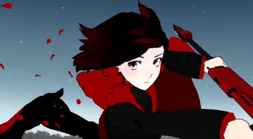 Request ruby rose x male faunus reader by thanatos mors on
