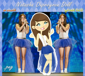 Natasha Dupeyron Doll (en concierto) by RoohEditions